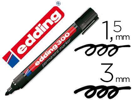 edding 300 negro
