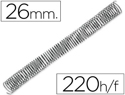 espirales metalicas