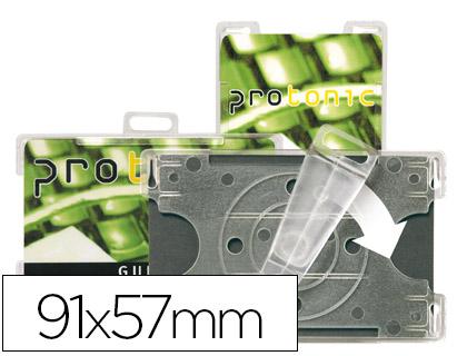 Identificador para tarjetas de seguridad