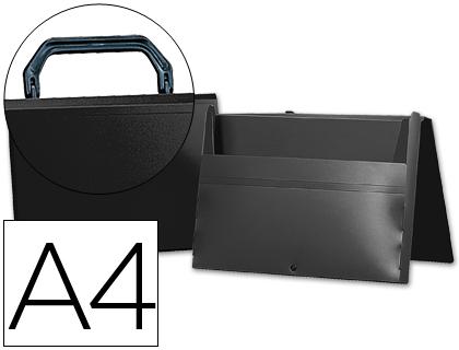 maletín portadocumentos negro