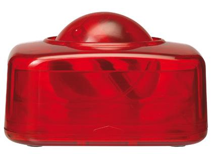 portaclips rojo