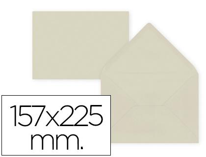 Sobre Blanco de 157 x 225 mm. Solapa pico (pack de 9 unds)