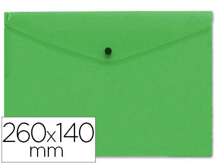 sobre de polipropileno recibo verde