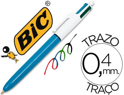 bolígrafo Bic multifunción
