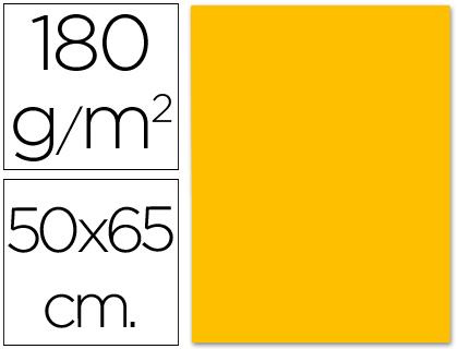 cartulina escolar naranja