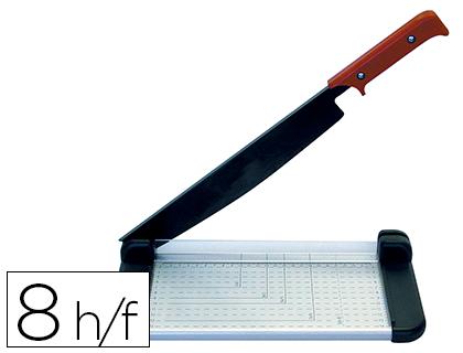 guillotina de palanca