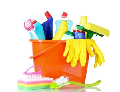 Productos de limpieza y Accesorios