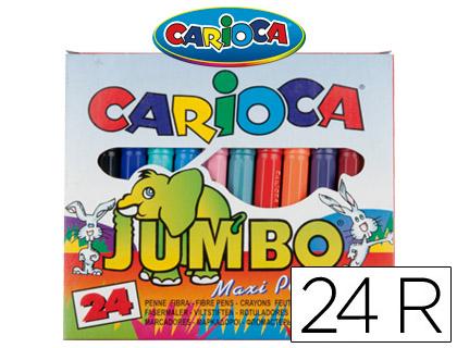 rotuladores carioca jumbo