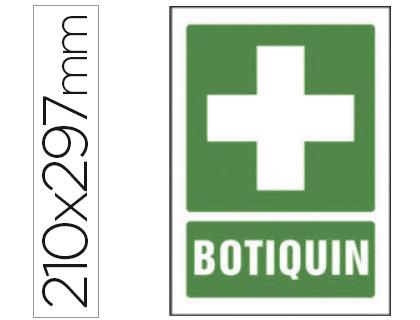 pictograma botiquín