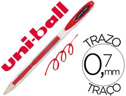 Bolígrafo Uni Ball UM-120 Signo tinta roja