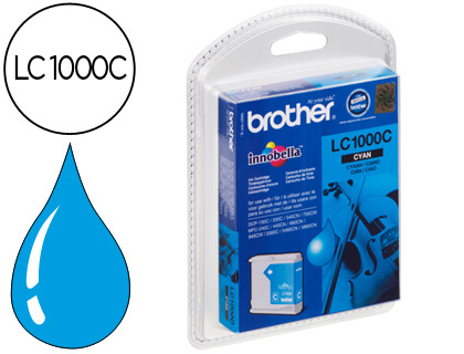 cartucho brother lc-1000