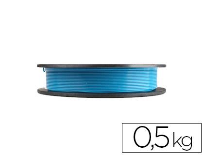 filamento 3d pla azul
