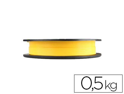 filamento pla amarillo