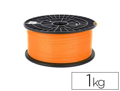 filamento impresora 3d naranja