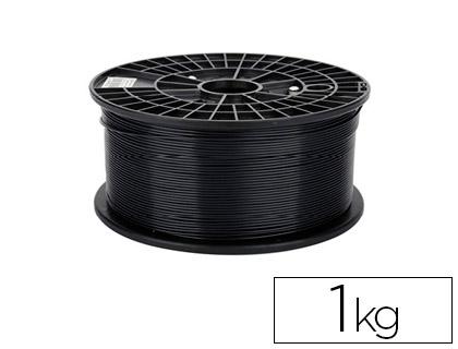 filamento impresoras 3d negro