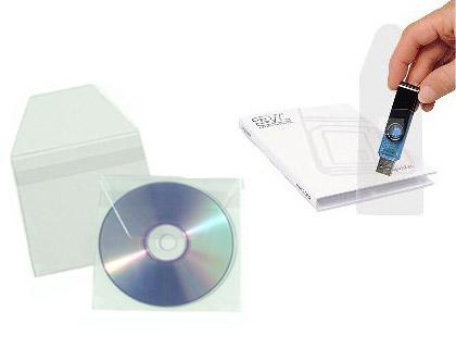 Fundas y Cajas para CD/DVD/PEN DRIVE