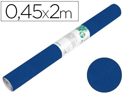 Rollo Aironfix de ante color azul (0,45 x 2 m)