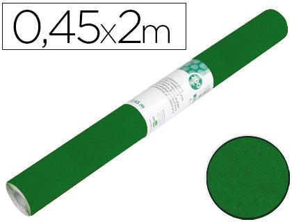 Rollo Aironfix de ante color verde (0,45 x 2 m)
