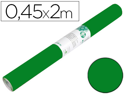 Rollo Aironfix color verde brillo (0,45 x 2 m)