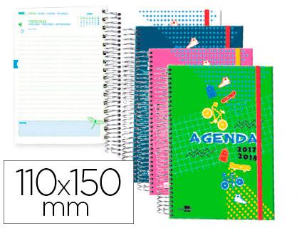 agenda escolar mini