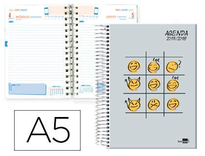 Agenda escolar 17-18