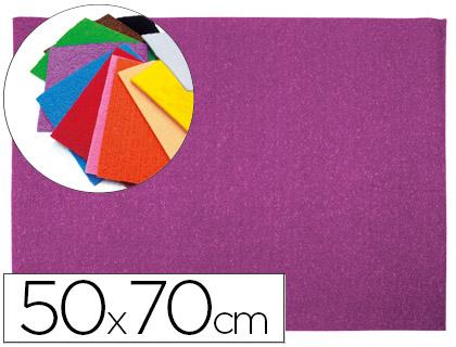Goma EVA Textura Toalla Lila 50x70