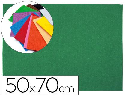 Goma EVA Textura Toalla Verde 50x70