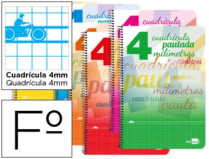 cuaderno escolar iniciación
