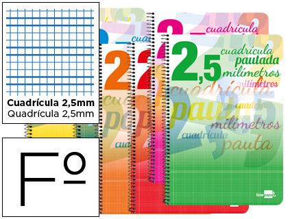 cuadernos escolares iniciación