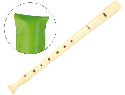 Flauta dulce Hohner de plástico 9508