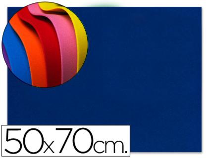Goma eva Azul Oscuro 50x70