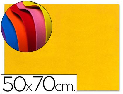 goma eva amarilla 50x70