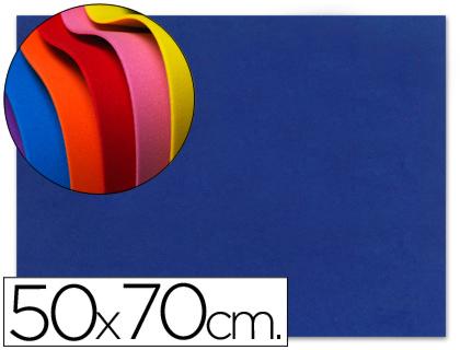 goma eva azul 50x70