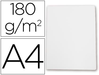 Subcarpeta cartulina Gio A-4 blanco