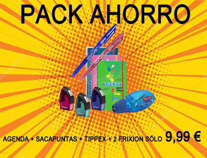 Pack escolar ahorro