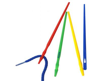 agujas para cordón