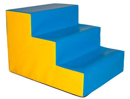 escalera de 3 peldaños