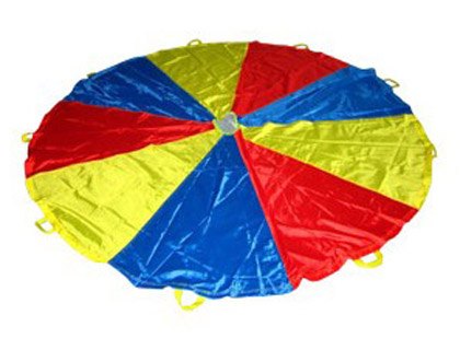 paracaídas nylon