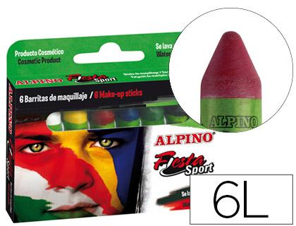 Maquillaje Alpino SPORT 6 colores surtidos