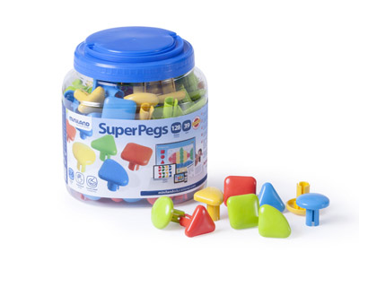 cubo superpegs