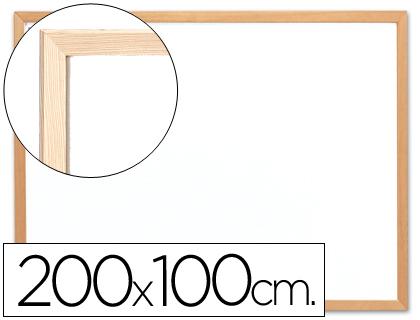 pizarra blanca 200 x 100