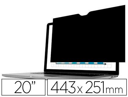 Filtro de privacidad para pantalla de 20 pulgadas