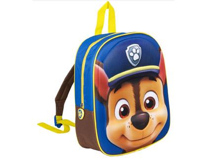mochila escolar patrulla canina