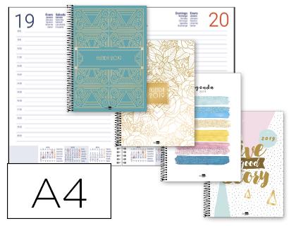 agenda 2019 día página perissa