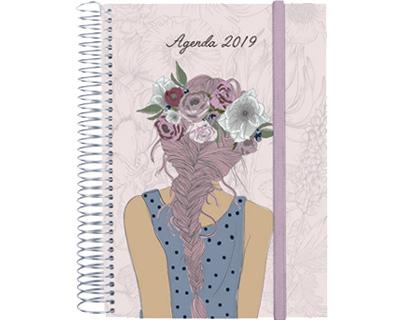 agenda-2019-de-espiral-dia-pagina-TRENZA