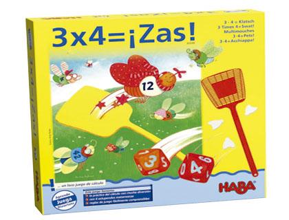 juego de mesa zas