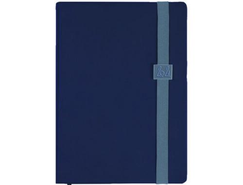 agenda 2021 dia pagina azul