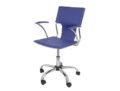 silla giratoria de oficina